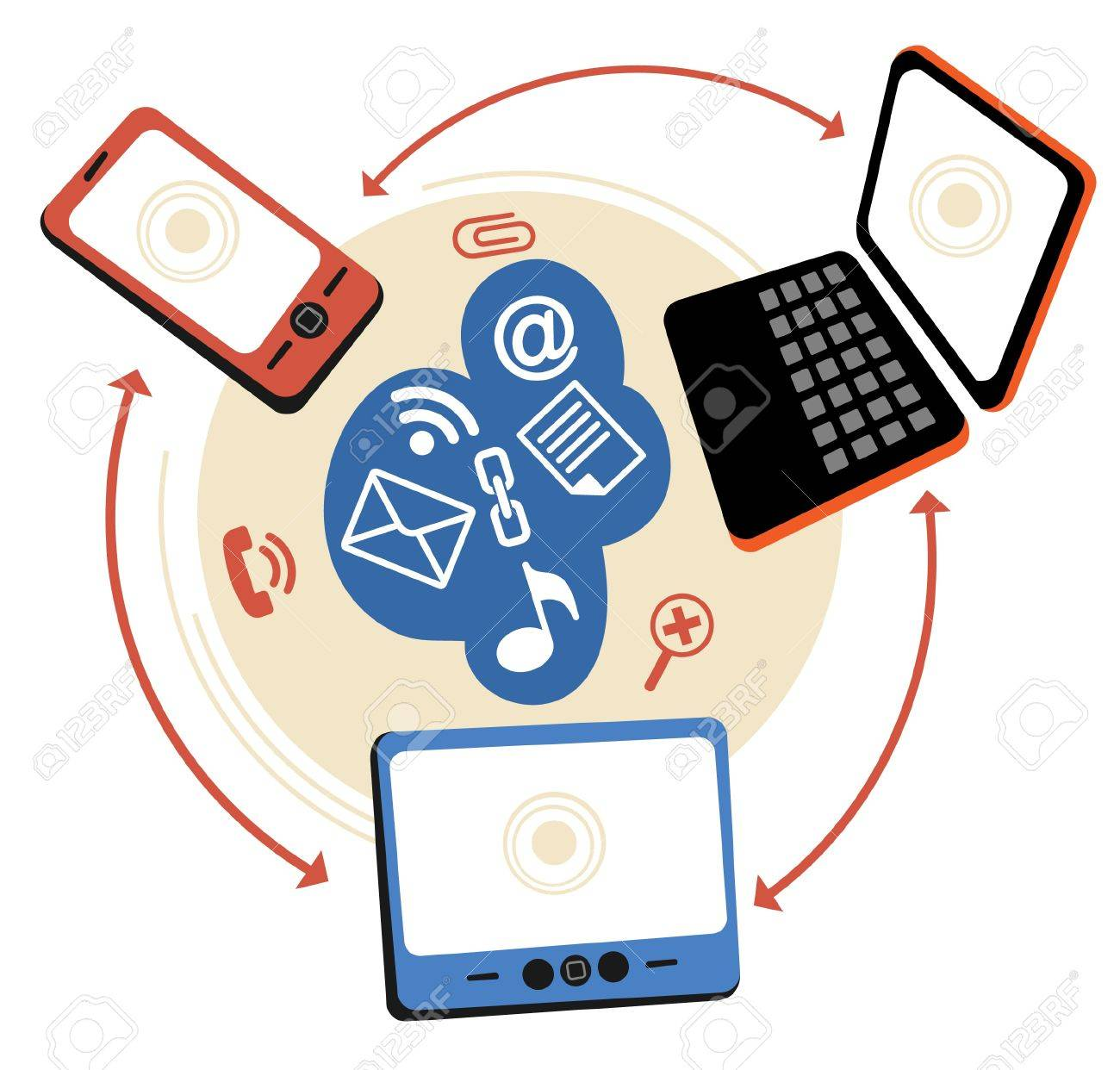 Technology Clipartrmation tec - Technology Clipart