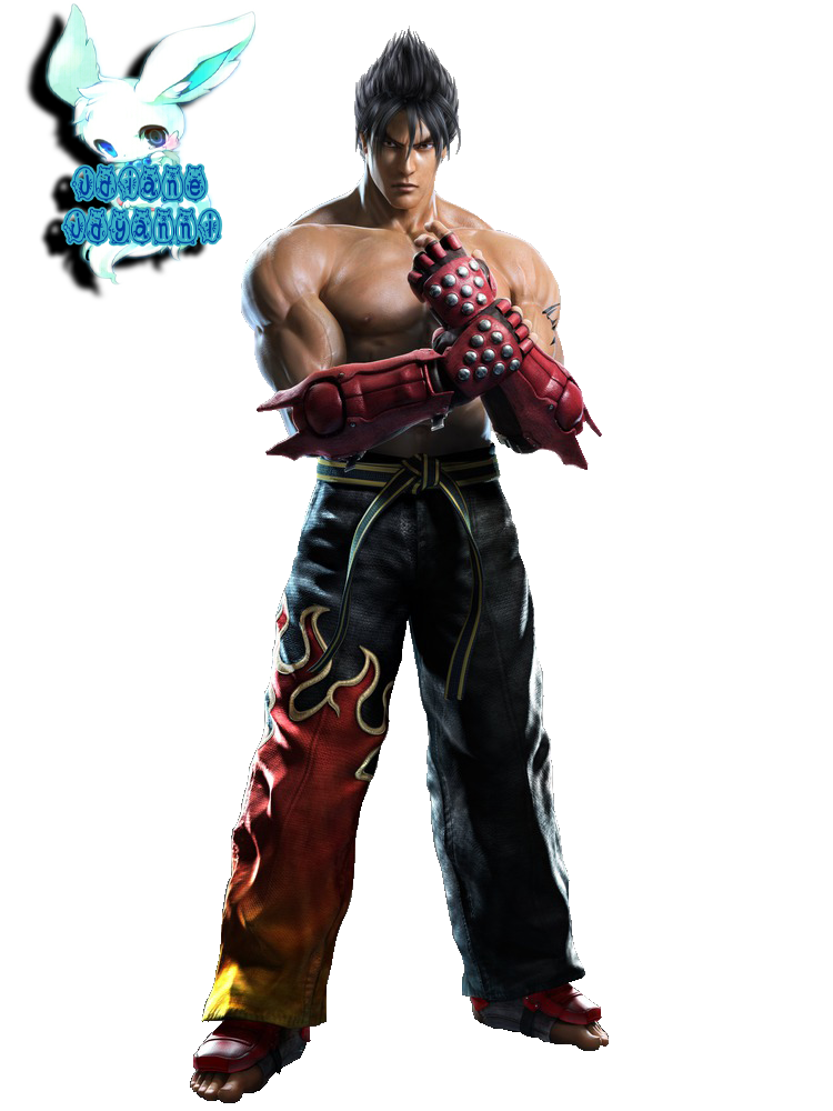 Jin Kazama Tekken Tag Tournament 2 Render PNG by JDyanni ClipartLook.com
