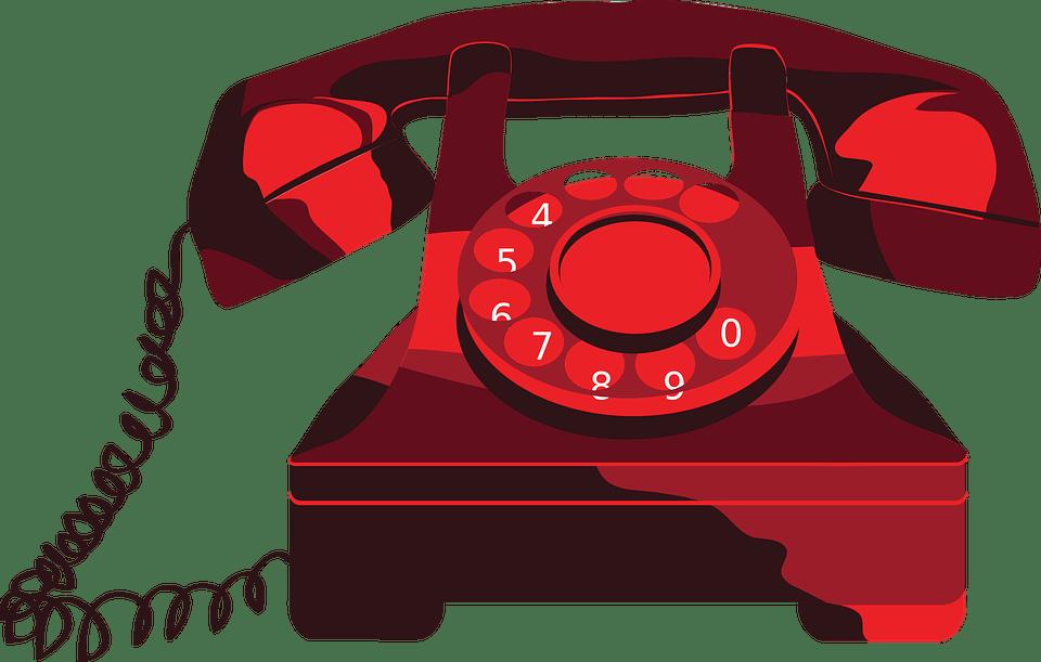 Telephone Clipart