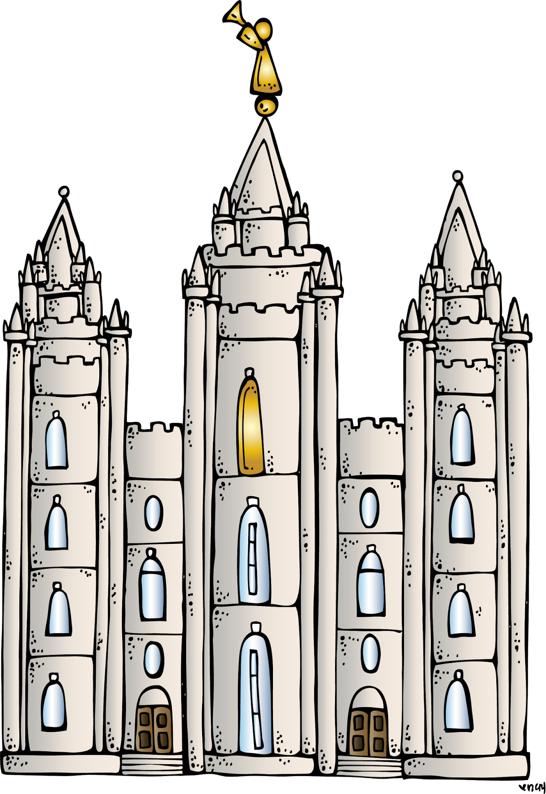 Temple Silhouette Clipart ... Lds missionaries, .