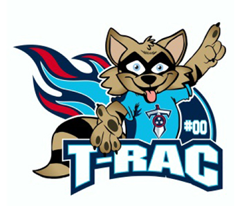 T-RAC APPEARANCES Want to hang out with the NFLu0027s best mascot? CLICK HERE  to find out how.