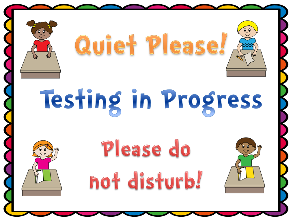 Test Question Clipart. Students Pictures
