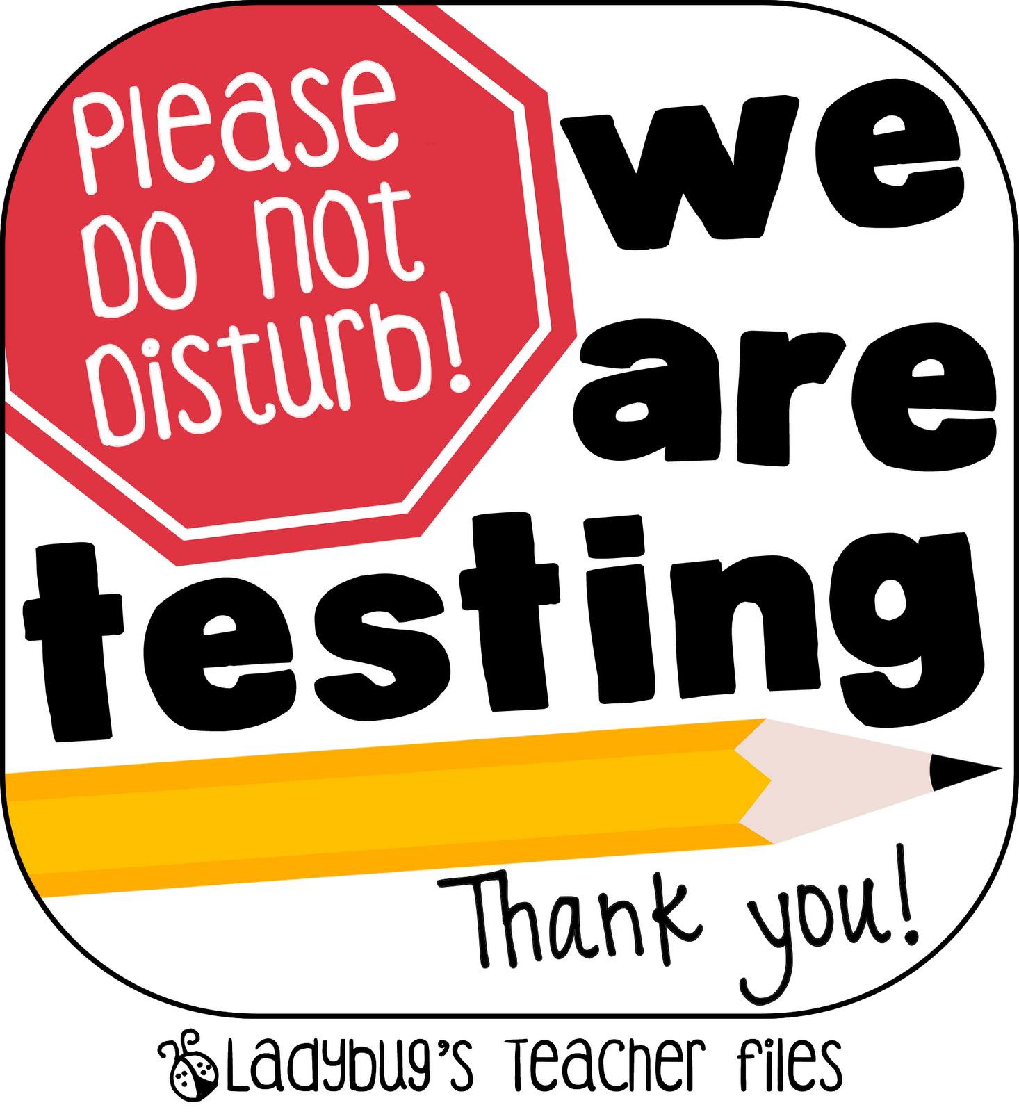 Testing Clip Art Free. testingsign_0.png