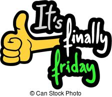 . Hdclipartall.com Friday Happy - Creative Design Of Friday Happy