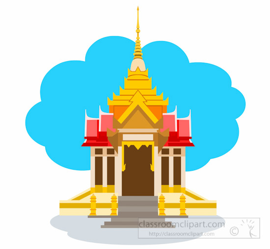 Thai-Buddhist-Temple-In- .