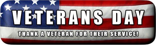 thank a veteran for their service