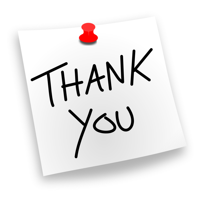 Thank You Clip Art Images Free Cliparts That You Can Download To You