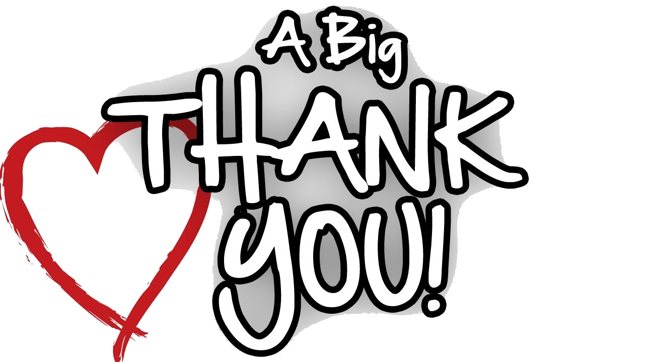 A Big Thank You Clipart Clipartxtras_img