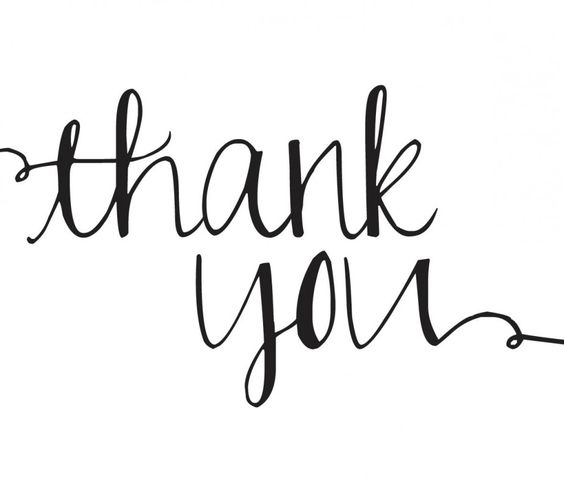 Thank You Clipart Black And White-hdclipartall.com-Clip Art564