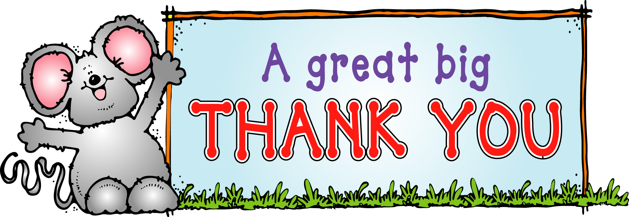 Thank You Clipart - JPEG Image #1383