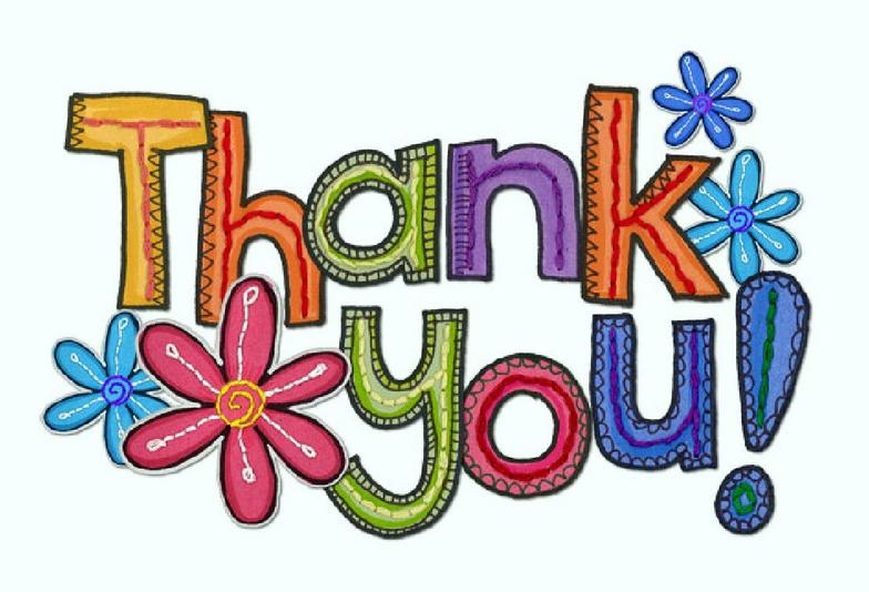 Thank You Volunteer Clip Art Clipart