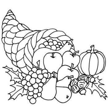 Thanksgiving black and white thanksgiving clip art dr odd