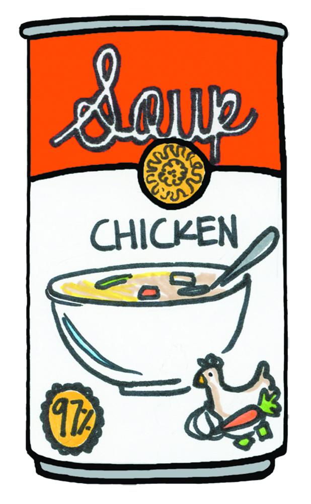 The Eagle · Canned Food .