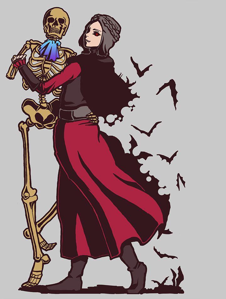 The Elder Scrolls Skyrim - Serana