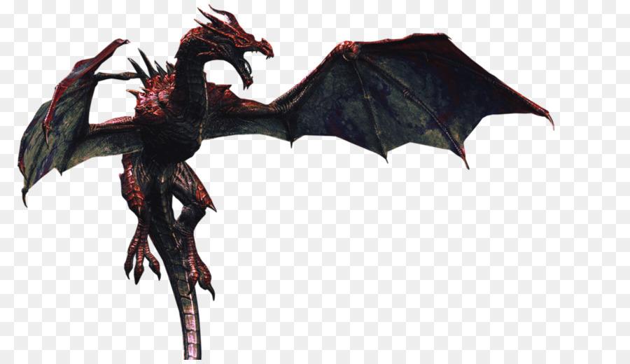 The Elder Scrolls V: Skyrim Dragon Clip art - Realistic Dragon PNG Photos