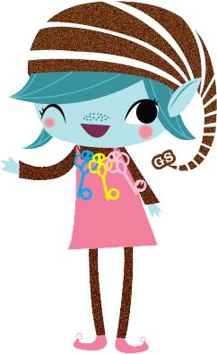 The girl scout brownie elf. 2 words describe itu003dSuper cute! can be used for journeys and money management. Although iu0026#39;m not a brownie anymore,this is still ...