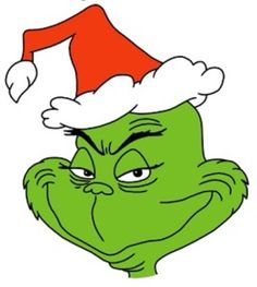 The grinch. The Grinch Clipart