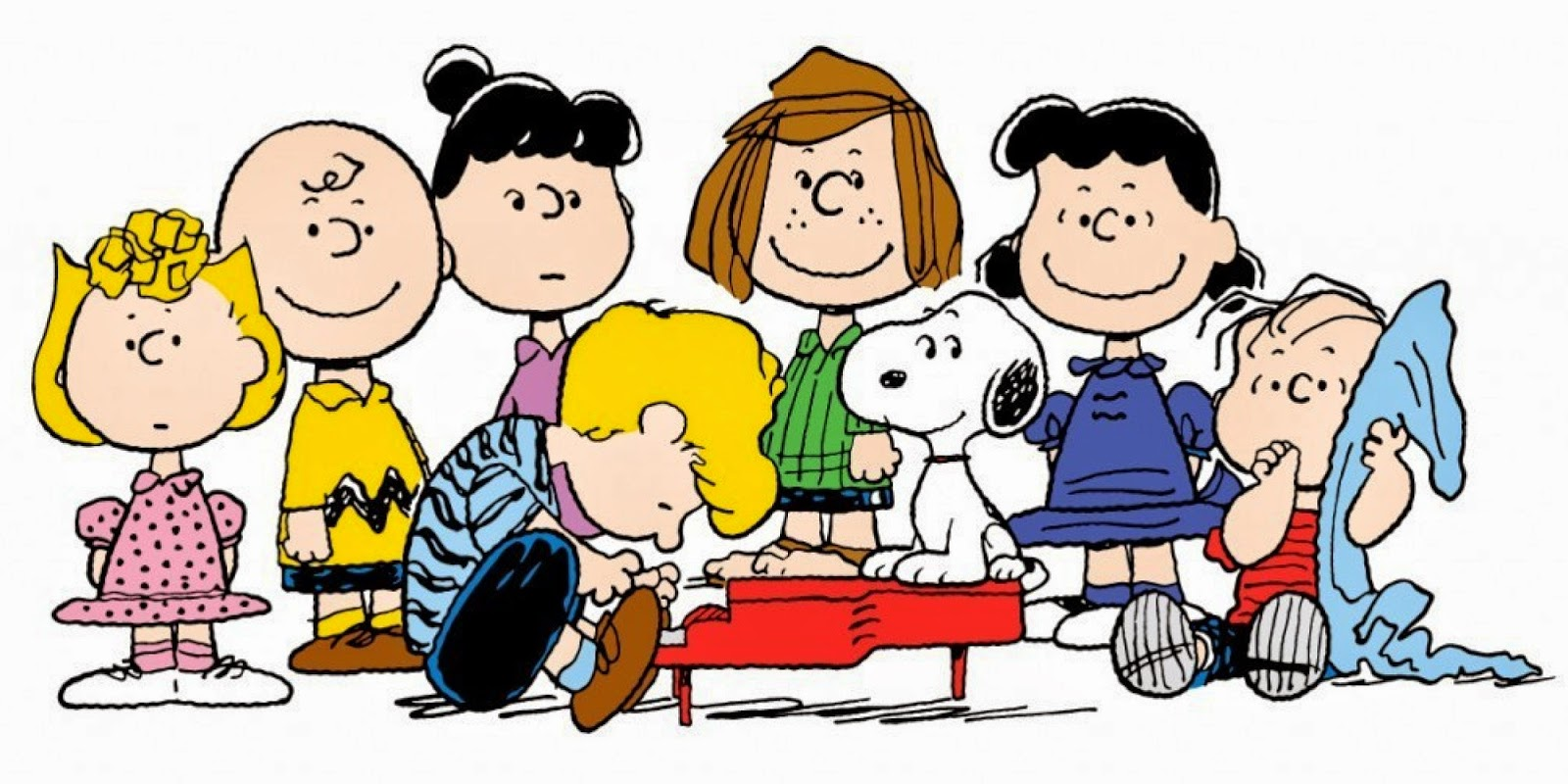 The Holiday Site Christmas Charlie Brown And peanuts Clip Art
