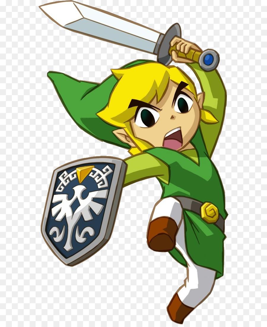 The Legend of Zelda: Spirit Tracks The Legend of Zelda: Phantom Hourglass The  Legend of Zelda: Four Swords Adventures The Legend of Zelda: A Link to the  ClipartLook.com