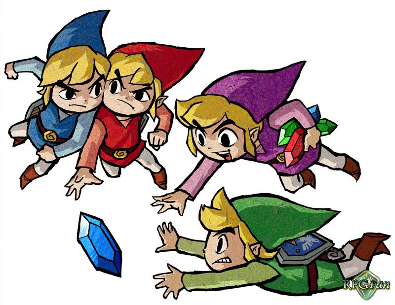 Zelda Clipart cartoon