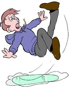 The o · Falling Down Clipart .