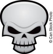 The Watcher Clipartby HHart16/1,501; Evil Skull - Cartoon vector illustration of an evil,.