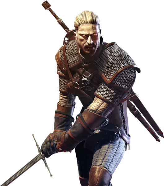 The Witcher PNG Clipart