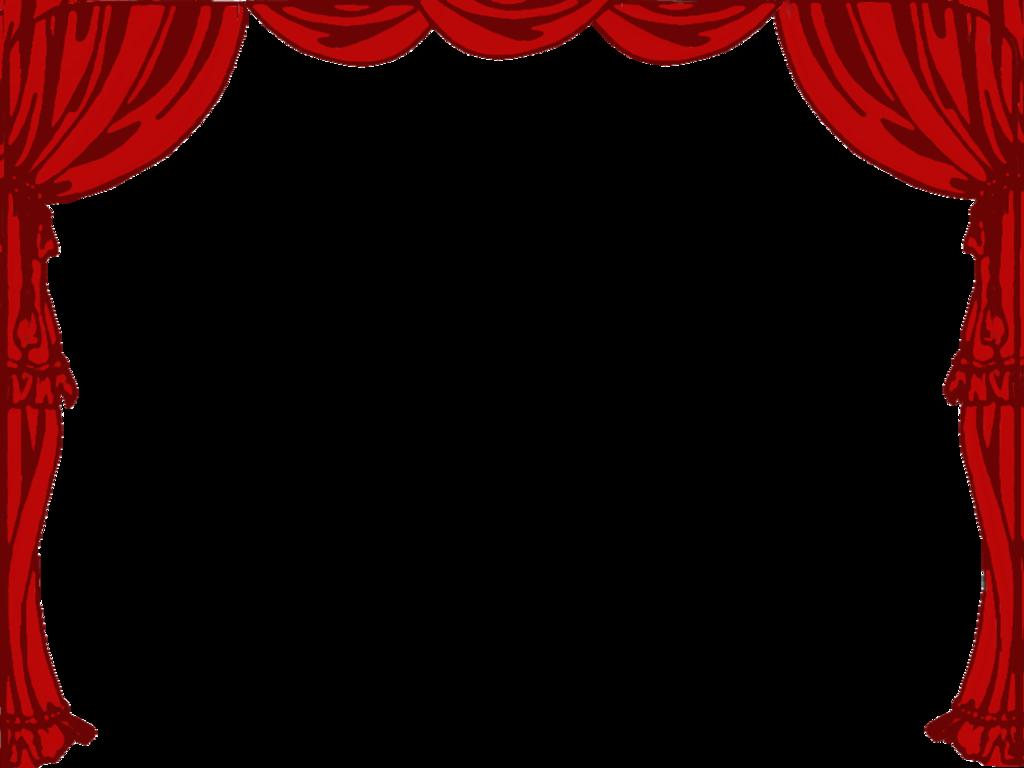 Theatre Borders Clipart