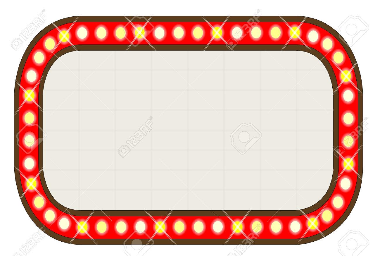 Theatre Marquee Clipart .