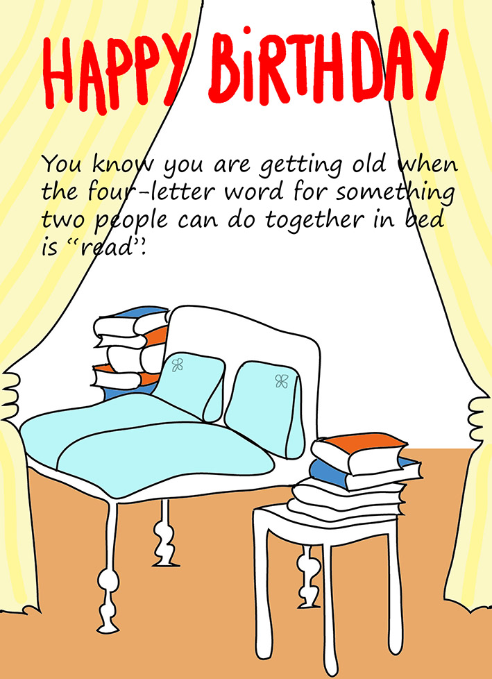 There Will Soon Be More Funny Printable Birthday Cards Here