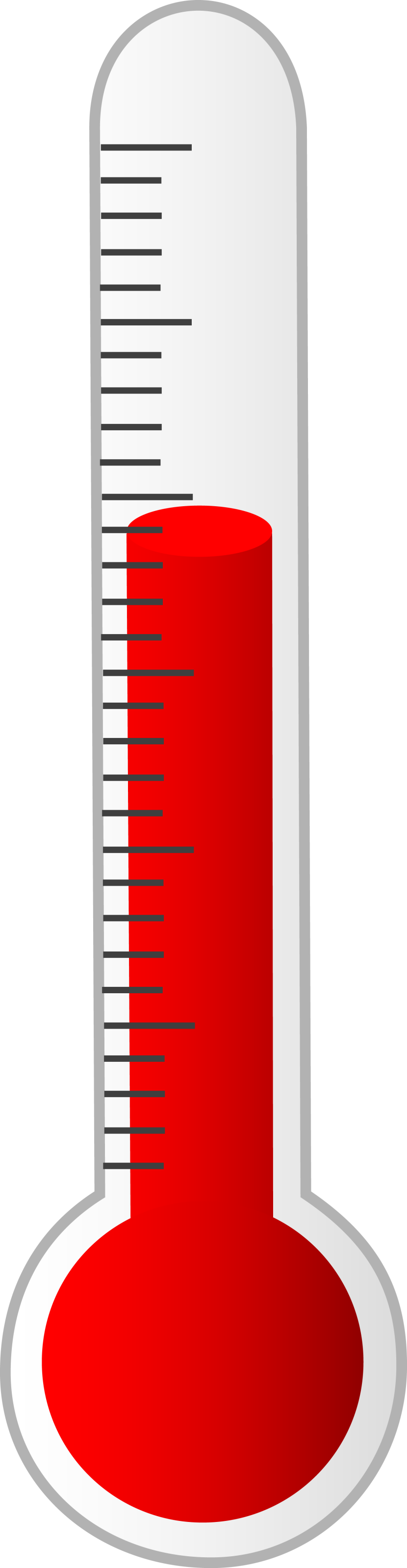 Thermometer clip art 3