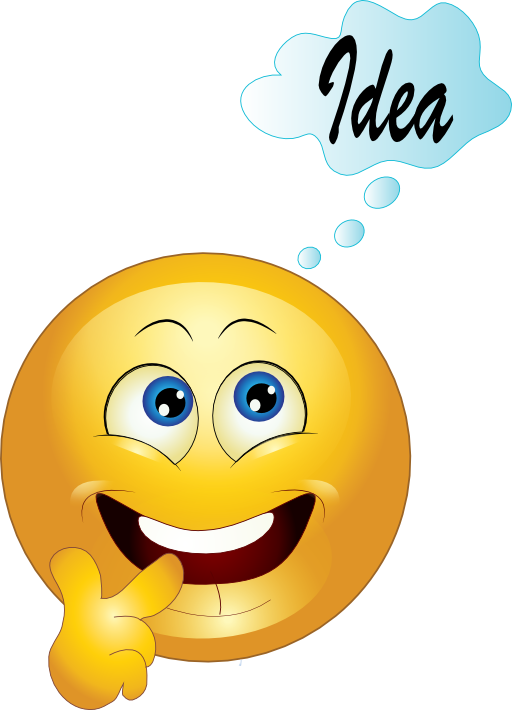 Thinking Smiley Emoticon Clipart Royalty Free Public Domain Clipart