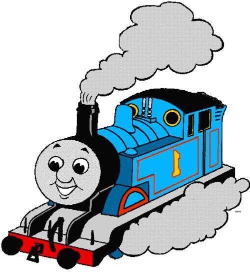 Thomas the train clip art   Clipart Panda - Free Clipart Images