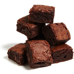 through brownie sales to .