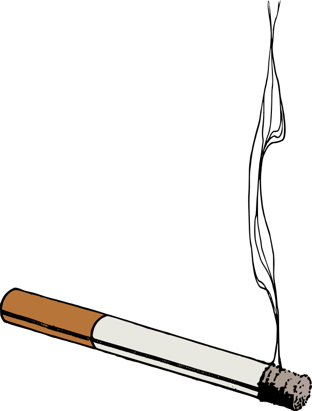 Thug Life Cigarette PNG Clipart