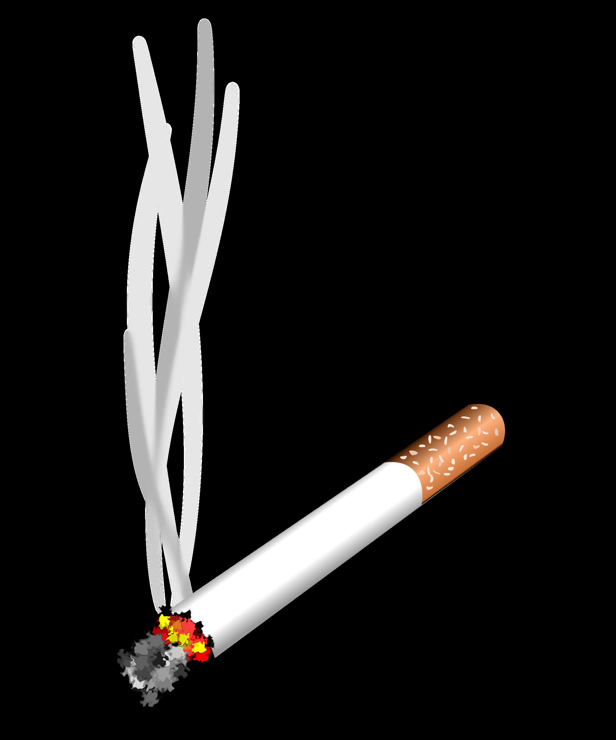 Thug Life Cigarette Smoke PNG