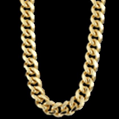 Thug Life Gold Chain - Thug Life Clipart
