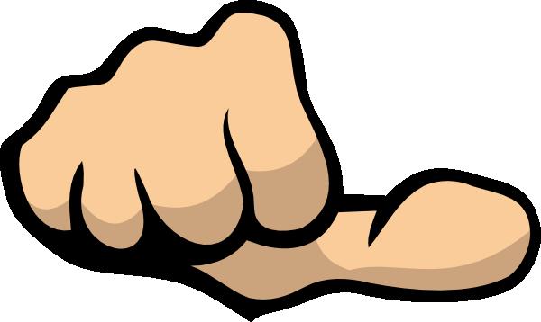 Thumb Clip Art