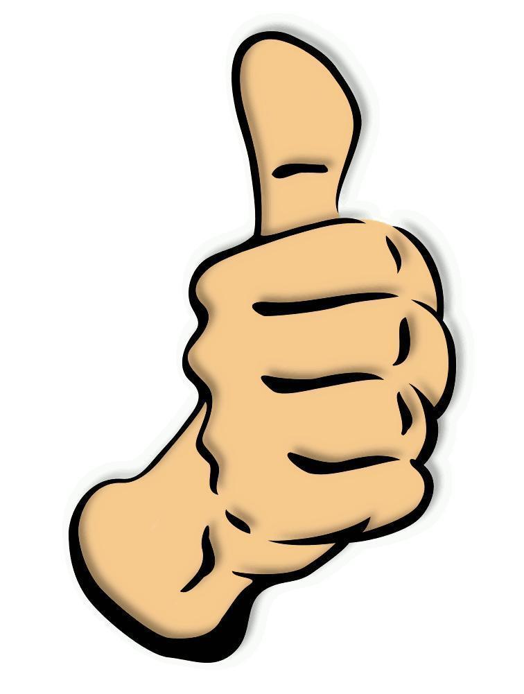 Thumb Clipart