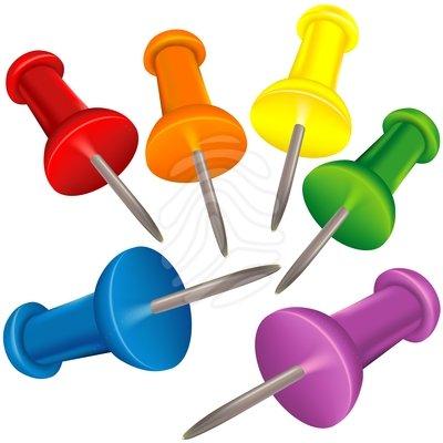 Thumbtack - clipart #83883521