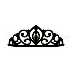 Princess Royal Crown Clip Art - Tiara Clipart