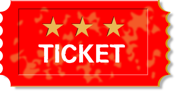 Ticket Clipart | Free Download .