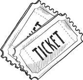 Tickets Clipart u0026amp; Tickets Clip Art Images - ClipartALL clipartall.com