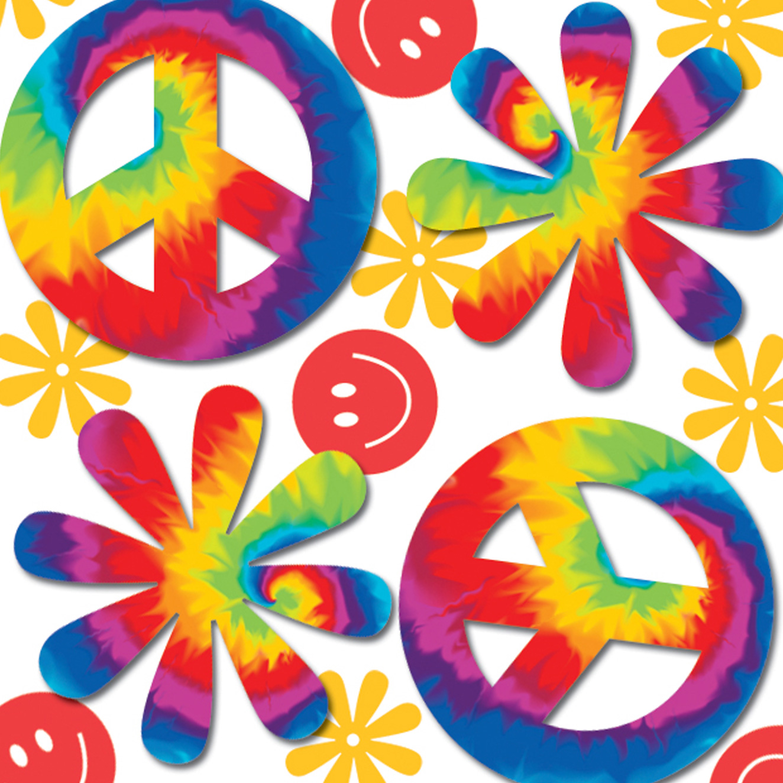Tie Dye Fun Confetti | ThePartyWorks
