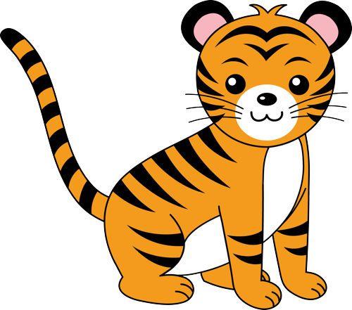 Tiger Clip Art | Clipart Panda - Free Clipart Images | Clip Art | Pinterest |