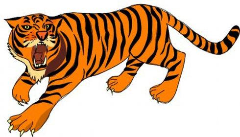 Clipart Tiger Clipart