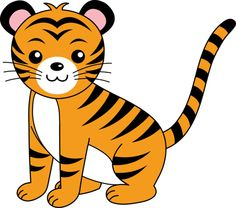 Tiger Clipart Free Download - Free Clipart Images .