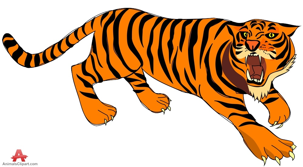 Tiger Clipart Images