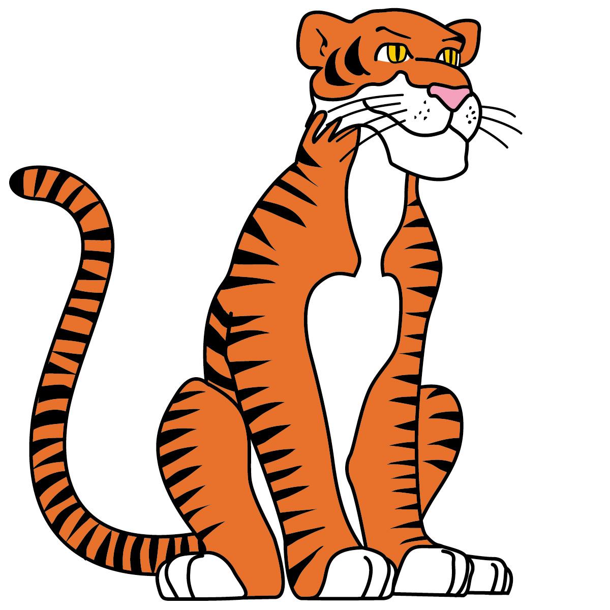 Tiger Clipart Tiger Clipart