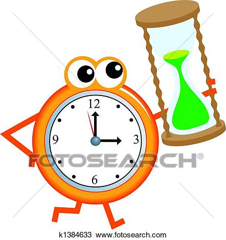 Drawing - timer time. Fotosea - Timer Clipart